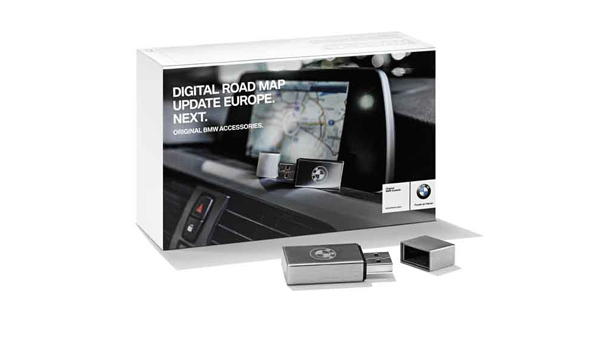 Update USB Road Map Europe Next