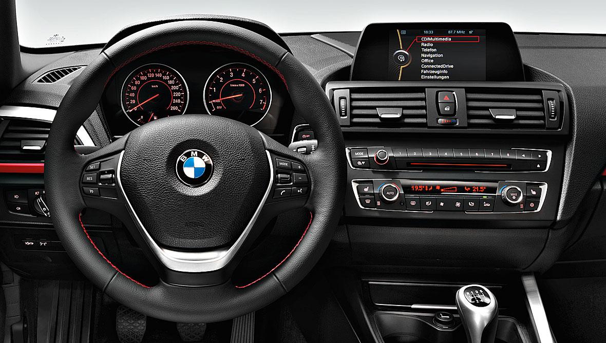 BMW Sport-Lederlenkrad Sport Line