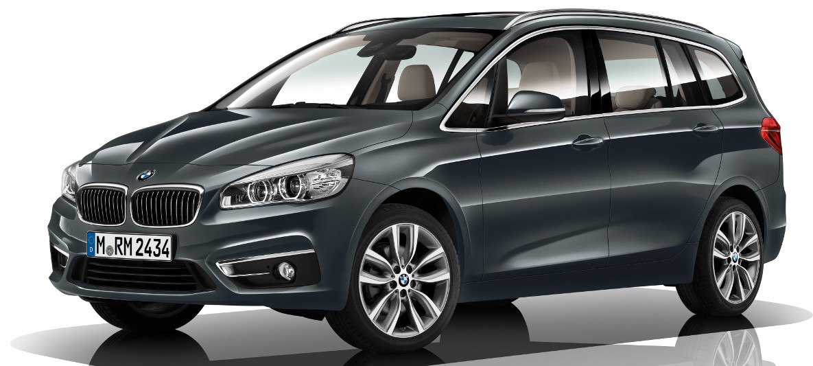 bmw 2er gran tourer im berblick. Black Bedroom Furniture Sets. Home Design Ideas