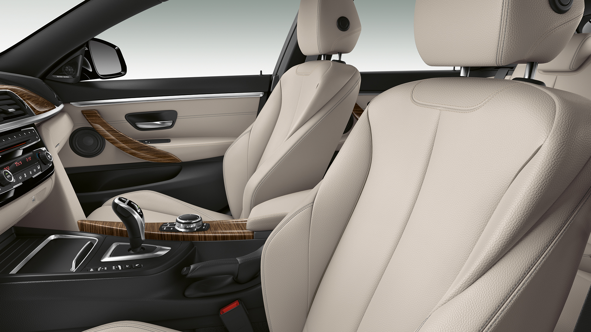BMW 4er Gran Coupé, Modell Luxury Line Interieur