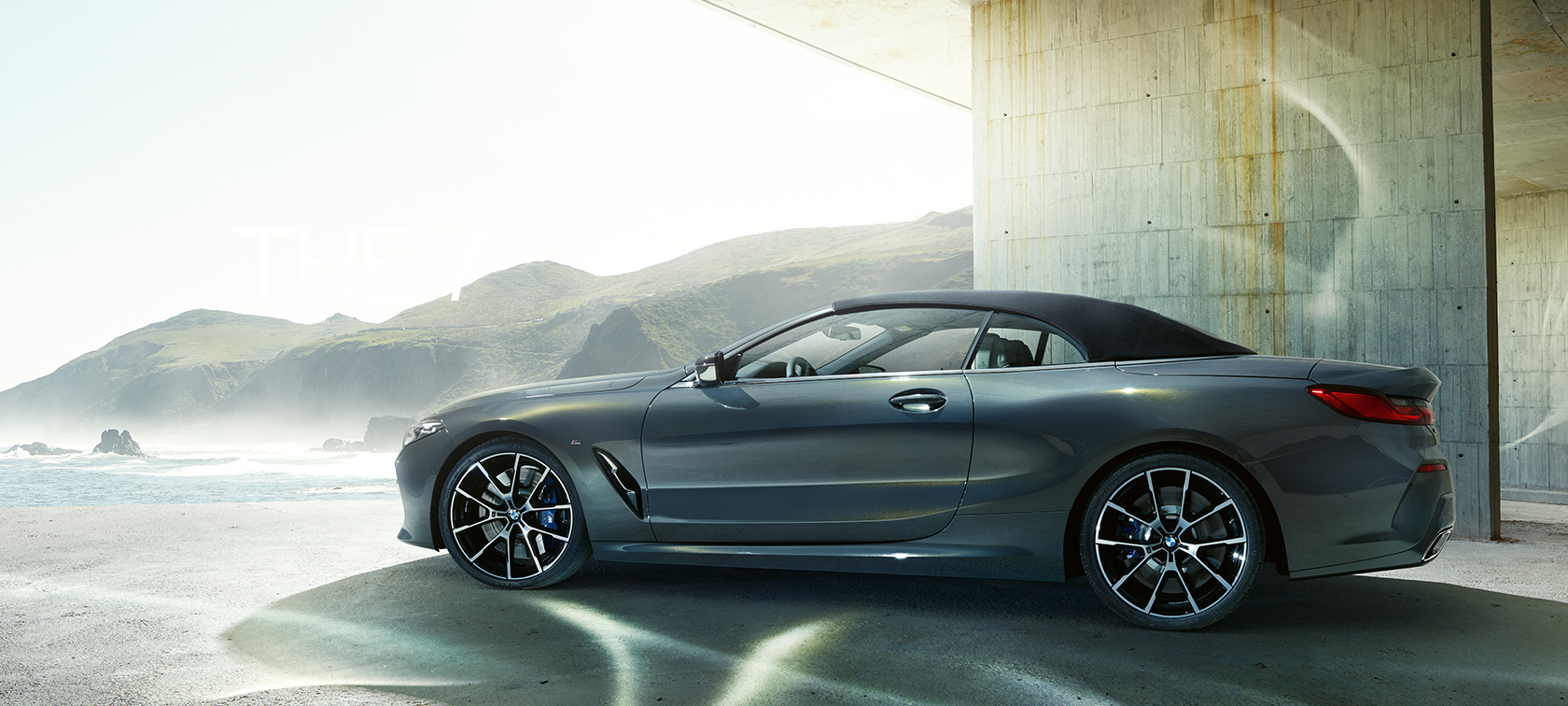 BMW 8 Series Convertible, technical data G14