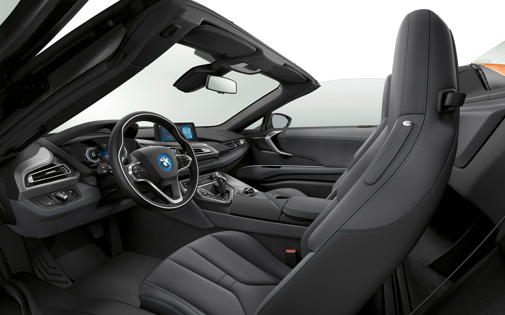 bmw i8 i8roadster home gallery lines 03 amido black I15