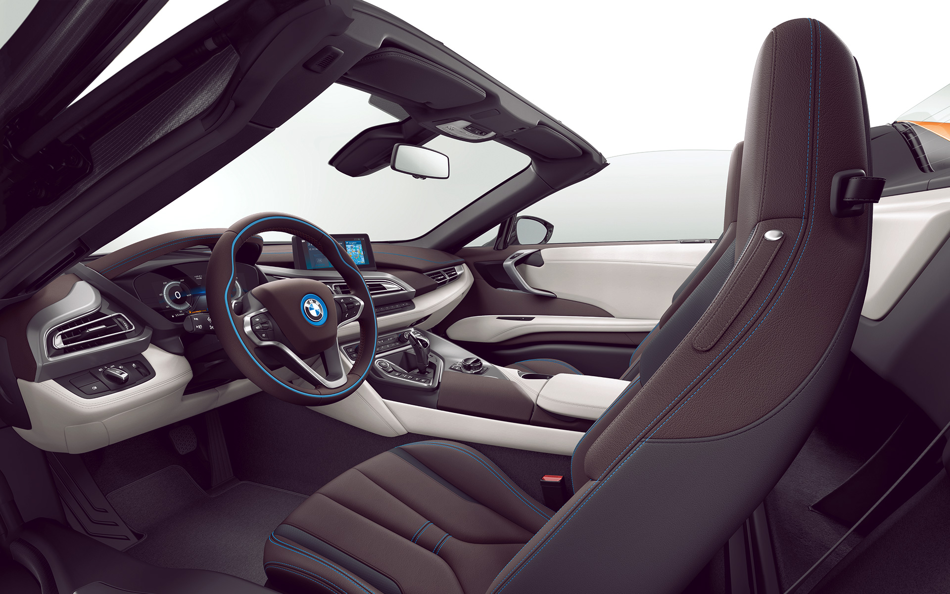 bmw i8 i8roadster home gallery lines 04 dalbergia brown I15