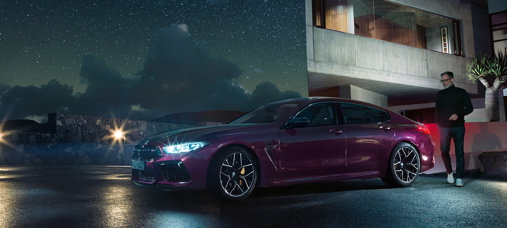 The M8 Bmw 8er Gran Coup 233 M Automobile Highlights Bmw Ch